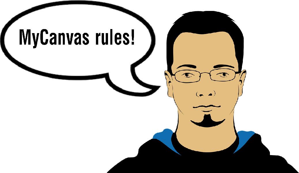 MyCanvas Demo Image